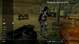 Skyrim (mods) - Faith - Spotlight On: King Ports - Death Robes UNPB-BBP