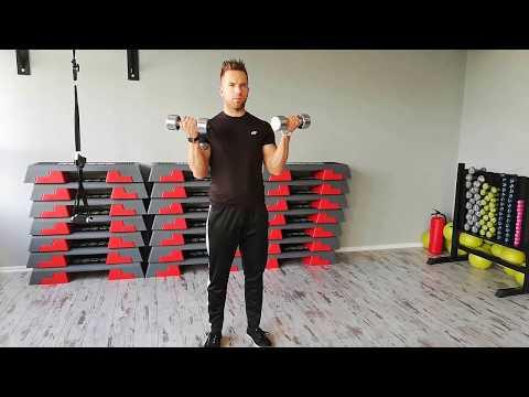 Ćwiczenia na mięśnie z rysunkami