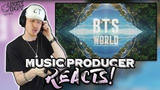 Music Producer Reacts To BTS   Heartbeat (BTS WORLD OST)