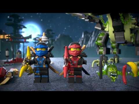 Конструктор Атака Дракона Морро - LEGO NINJAGO - фото № 4