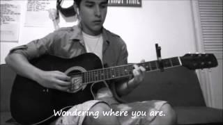 Angus and Julia Stone - Santa Monica Dream Guitar Cover (With Lyrics)