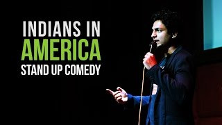 "Being Indian in America, Customer Service & Why we are ""Paavam"" : Stand up Comedy by Kenny Sebastian"