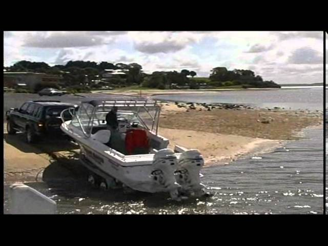 Launching at Boat Ramps tips Melbourne | Boatschool