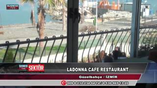 izmir güzelbahçe cafe restaurant  ladonna cafe restaurant
