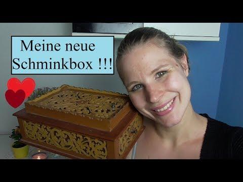 Meine neue Schminkbox !!!