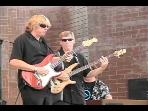Brad Wilson Live Blues Guitar Performing - Blues Magic in Concert