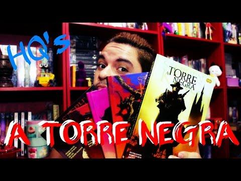 #VEDA 12 | A Torre Negra Quadrinhos | #042 Li e curti