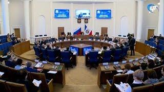 Депутаты Новгородской областной думы сегодня собрались на очередное заседание