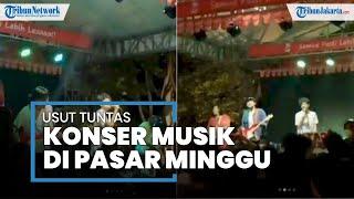 Viral Video Konser Musik Pasar Minggu Dihadiri Ratusan Orang, Kapolres Jaksel: Kita Akan Usut Tuntas