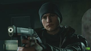 Detroit: Become Human - Connor Stays a Machine, Kills Markus and North