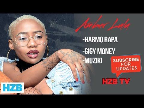 Amber Lulu kuhusu mapenzi na Harmo Rapa Beef na Gigy Money
