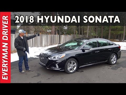 Watch This: 2018 Hyundai Sonata Review on Everyman Driver