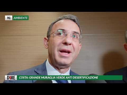 TG AMBIENTE AGENZIA DIRE CONTE BIS È VERDE, NO TRIVELLE ED ECO-COSTITUZIONE