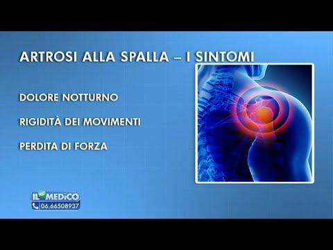 Trattamento del tratto colonna vertebrale su un simulatore
