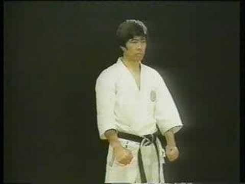 Tekki Nidan - Shotokan Karate