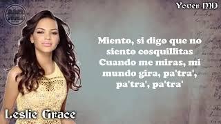 Leslie Grace, Noriel   Duro Y Suave Official Video Letra
