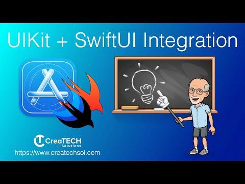 UIKit - SwiftUI Integration thumbnail