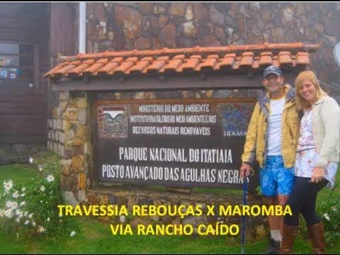 Travessia rebouças x Maromba Via Rancho Caído - 06 Abr 2013