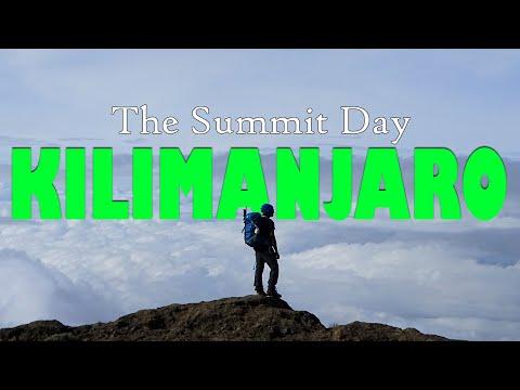 Mt. Kilimanjaro (5,895m), The Summit Day by Kolkata Trekkers Youth