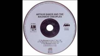 Arthur Baker And The Backbeat Disciples Feat. Al Green - The Message Is Love (1989)
