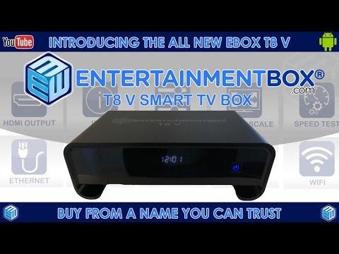 Fastest T8 V TV box 2017 release, Best internet TV box, latest T8 V5, smart android box , kodi box