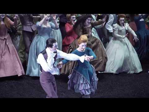Saül - extrait au Théâtre du Châtelet