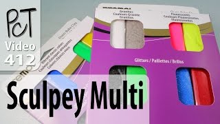 Premo Sculpey Polymer Clay Multi Packs for 2013