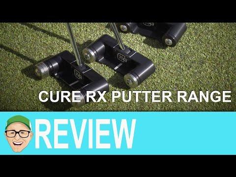 Cure RX Putter Range