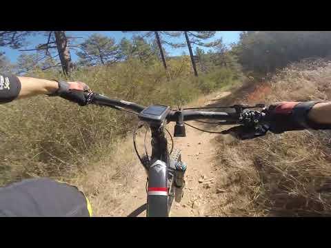 Big Laguna Trail Mountain Bike Trail, Pine Valley, California