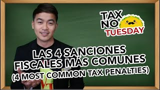 4 Most Common Tax Penalties