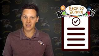 Back to School Communications Check List for the Lake Hamilton School District