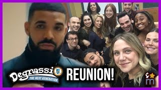 EVERY Degrassi Actor in Drake