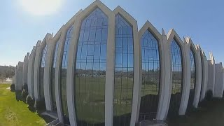 DIVING CALVARY CHURCH | FPV Road Trip