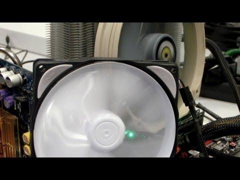 Test-Video: Zeitlupen-Aufnahmen mit der Casio Exilim EX-ZR1000