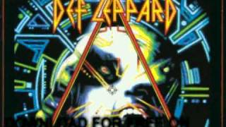 def leppard - Love And Affection - Hysteria