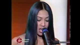 Anggun - Au nom de la lune TV show live1997