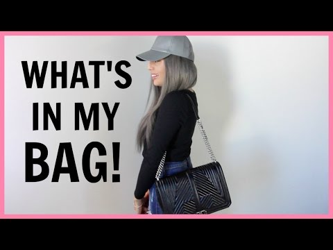 , title : 'What's In My NEW Rebecca Minkoff Jumbo Love Bag + REVIEW!'