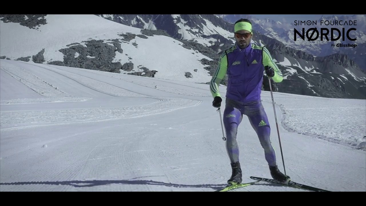 SkatingApprendre Fond Glisshop Ski De Technique Avec v0m8nNw