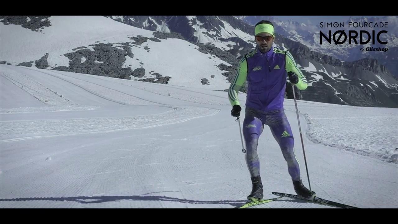 Fond De Avec Ski Technique SkatingApprendre Glisshop 54j3ARL