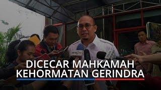 3 Jam Dicecar Mahkamah Kehormatan Gerindra Soal Penggerebekan PSK, Andre Rosiade: Saya Kader Loyal