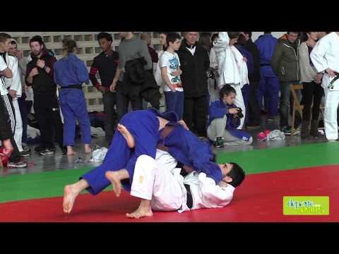 Judo Fase Sector Norte 2015 Cámara Lenta 17