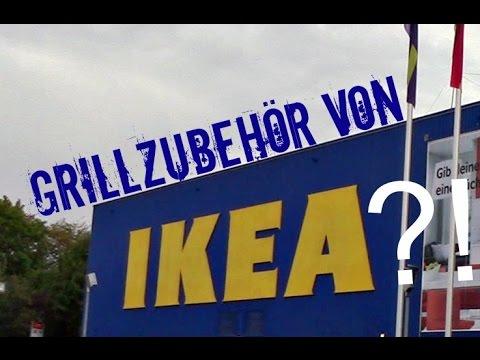 IKEA Shopping Guide für Griller - Grillzubehör vom Möbelhaus?!