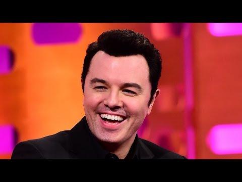 Seth MacFarlane sings Family Guy karaoke - The Graham Norton Show: Series 17 Episode 10 - BBC