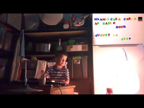 Mannlicher Carcano Radio Hour August 01 2020 Mr. Peanut COVID Neck Gaiter