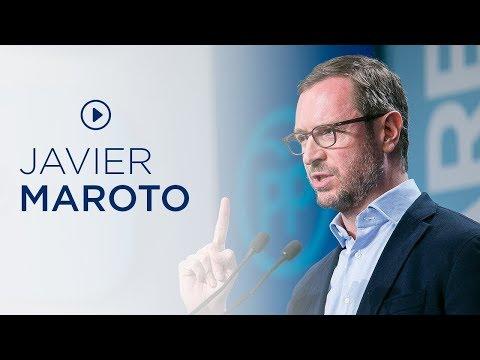"""Maroto: """"Con contundencia y desde la firmeza, contrapartidas cero"""""""