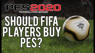 Should FIFA Players Consider Buying PES This Year? | From The View of a FIFA Player