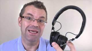 V-Moda XS On-Ear Headphones Review