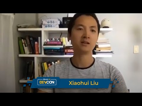 Xiaohui Liu – Founder and CEO of sCrypt