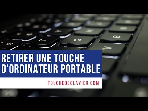 comment reparer la touche espace d'un clavier