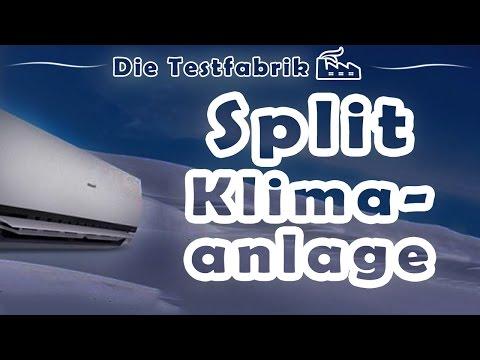❄️ Split Klimaanlage Test – 🏆 Top 3 Split Klimageräte im Test